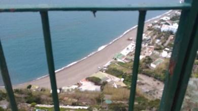 Photo of Pericolo sul belvedere dei Maronti, la ringhiera è pericolante