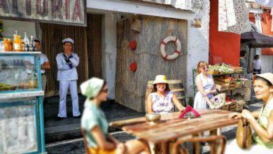 Photo of «Forio troppo moderna», a rischio le riprese in centro de l'Amica Geniale