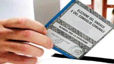 Photo of INFORMAZIONI SUL VOTO  Come si vota nei comuni fino a 15mila abitanti