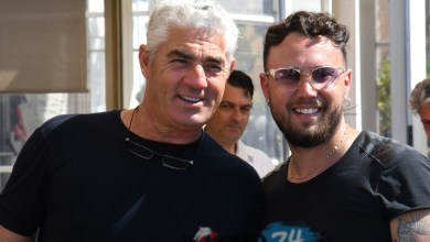 Photo of Biagio Izzo mattatore sulla Riva Destra