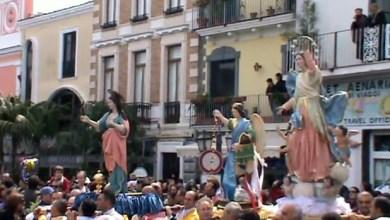 Photo of Culto, tradizione e gli sbandieratori di Cava: la Pasqua di Casamicciola