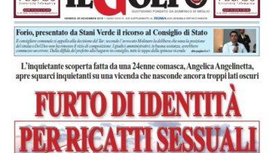 """Photo of LA CRONISTORIA Le rivelazioni de """"Il Golfo"""", poi denunce e indagini"""