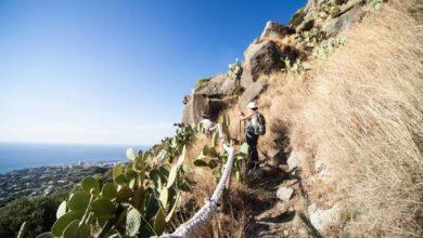 """Photo of Ischia, torna """"Andar per sentieri"""": l'isola si scopre a piedi"""