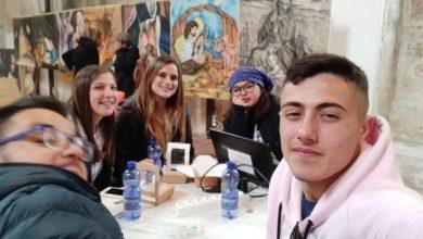 Photo of Alfonso Bellome per gli studenti ischitani al Re–Generation