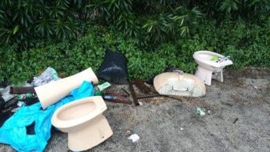 Photo of LA FOTONOTIZIA L'arredo bagno? Lo trovi nel parcheggio dello Spalatriello
