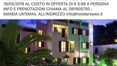 Photo of L'offerta shock: Vieni a Ischia, paghi 5.99 euro per il pernottamento