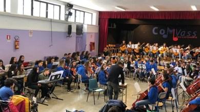 """Photo of L'Istituto Mennella a Roccapiemonte per """"Musica di insiemi"""""""