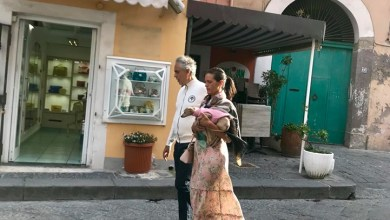 Photo of Ischia, che sorpresa: ecco Andrea Bocelli