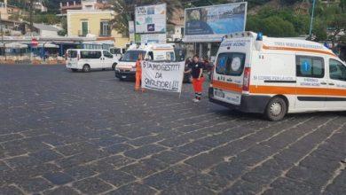 """Photo of Niente ambulanze con pazienti sui traghetti, la fumata bianca è in """"alto mare"""""""