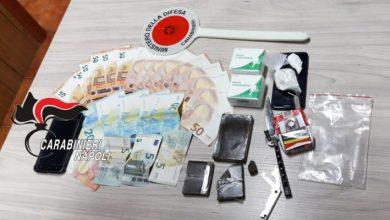 Photo of Droga, due isolani arrestati dai Carabinieri