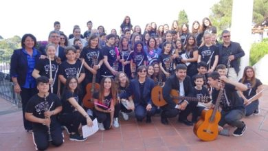 """Photo of """"Natura in musica"""" a Villa Arbusto, quando suonare tutti insieme  diventa una magia"""
