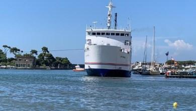 Photo of Porto bloccato a Ischia, si arena traghetto della Gestour
