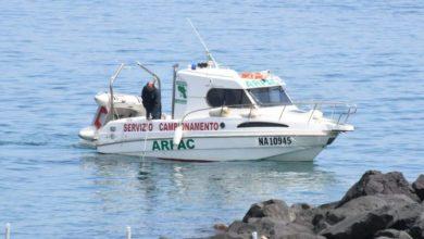 Photo of Torna il sereno, il mare di Sant'Angelo è di nuovo balneabile