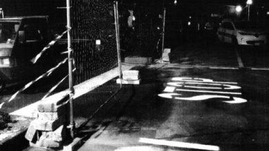 Photo of Parcheggio a Panza, divelte le recinzioni del cantiere
