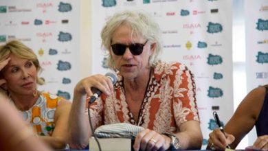 Photo of Bob Geldof a Ischia Global  «Quando il Live Aid svegliò i politici»