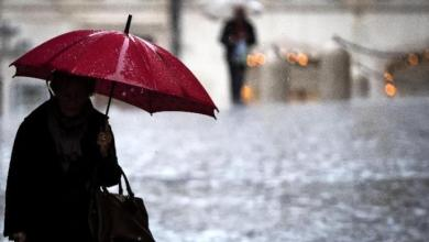 Photo of Allerta meteo, sarà una domenica con piogge e temporali