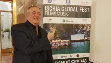 Photo of Il personaggio  Nick Vallelonga al Festival