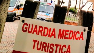 Photo of Guardia Medica turistica, l'Asl: «Attiva dal 15 luglio»