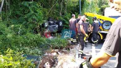 Photo of Incidente sulla Superstrada, illesi i due occupanti