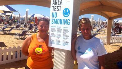 Photo of Dal 15 luglio è vietato fumare in spiaggia: multe fino a 500 euro
