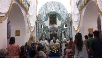 Photo of L'altra metà della parrocchia territoriale di San Domenico in festa