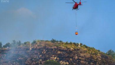 Photo of La stagione degli incendi mette in ginocchio l'isola
