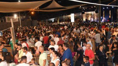 Photo of Pizza festival, che successo a Buonopane con Riccardo Fogli