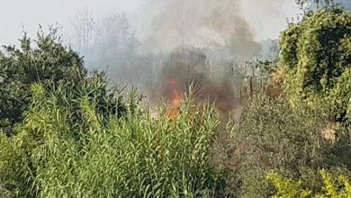 """Photo of Schiappone """"bis"""", dopo una settimana ancora un incendio"""
