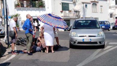 Photo of LA FOTONOTIZIA Incidente a Piedimonte, ferita una donna