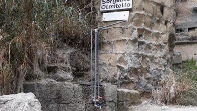 Photo of All'Olmitello spunta pure un rubinetto, ma dell'acqua non c'è traccia