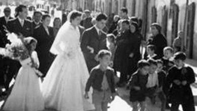 Photo of Freschi  sposi,  dallo Schiappone emigrarono in Algeria.  Maria imparo' a cantare,  ballare e parlare  francese