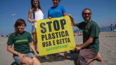 Photo of Greenpeace a Ischia con Dolcenera: «i nostri mari sono a rischio plastica»