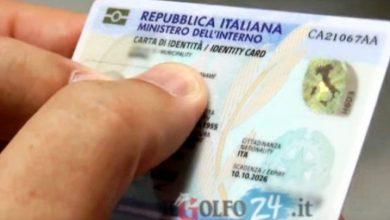 Photo of Casamicciola, ok alla procedura per il rilascio della carta d'identità elettronica