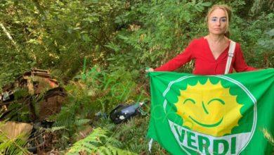 Photo of Discarica nel bosco di Campagnano, i Verdi: «Telecamere per individuare gli inquinatori»