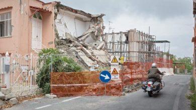 Photo of Rimozione macerie a Via D'Aloisio, assegnata la direzione dei lavori