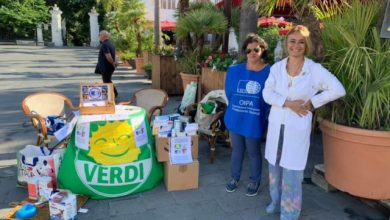 Photo of L'INIZIATIVA Verdi in piazza per raccolta farmaci ad uso umano e veterinario