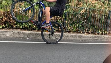 Photo of Impennate in bici sulla Superstrada, alla faccia della sicurezza…