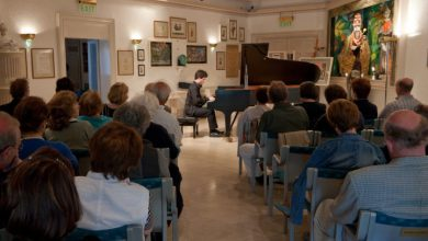 Photo of La Mortella, agli incontri musicali il talento di Nathan Meltzer