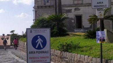 Photo of FORIO  Il piazzale del Soccorso diventa area pedonale