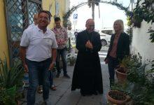 Photo of La visita pastorale del Vescovo alla Catena Alimentare Nunzia Mattera