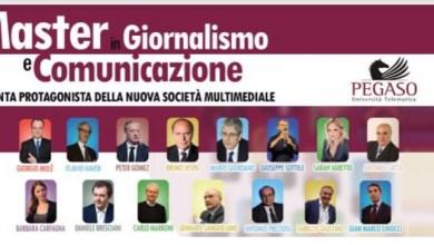 Photo of L'INIZIATIVA Ecco il master Pegaso in Giornalismo e Comunicazione