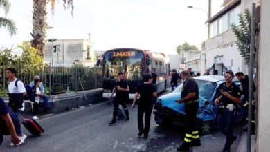 """Photo of LA STORIA Incidente allo Scentone, arriva la denuncia: l'autista """"salvato"""" al Rizzoli"""