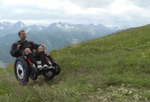Photo of Io sono Filippo, domani l'inaugurazione della sedia trekking