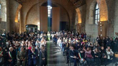 Photo of Ischia a San Giorgio a Cremano per la chiusura della staffetta Unicef