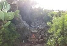 Photo of Crolla rudere a San Pancrazio, interrotta la strada verso la cappella