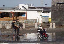 "Photo of ""Los Espabilados"" a Ischia Ponte,  ultimi ciak della fiction dopo la tempesta"
