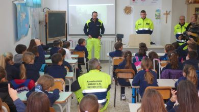 """Photo of Giornata nazionale per la Sicurezza: formazione e prove di evacuazione  all'IC """"V. Mennella"""" di Lacco Ameno"""