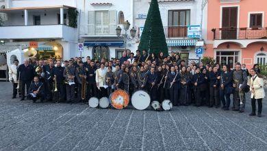 Photo of Le bande di Ischia unite in onore della Santa Patrona Cecilia