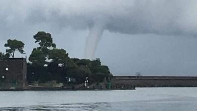 Photo of Casamicciola-Ischia, lo spettacolo della tromba d'aria