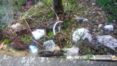 Photo of Procida, rifiuti abbandonati deturpano il panorama